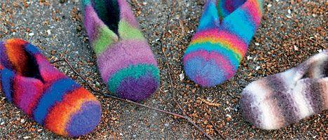 6 fine små strikkeprojekter - Hjemmet DK