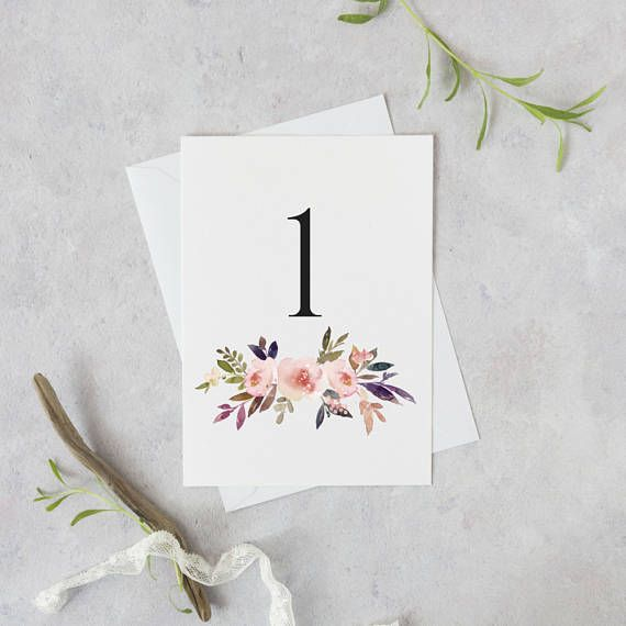 Hey, diesen tollen Etsy-Artikel fand ich bei https://www.etsy.com/de/listing/533677193/floral-table-numbers-table-numbers-for