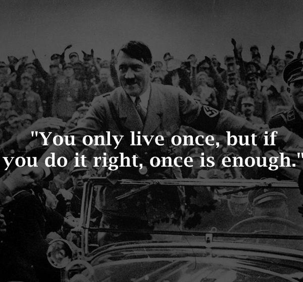 25+ Best Hitler Quotes On Pinterest