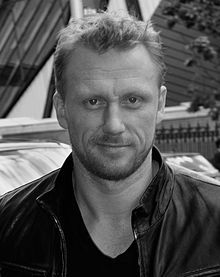 Kevin McKidd....love him, everything he's done that I've seen. Big crush!