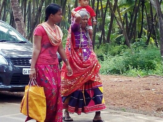 Women in Goa, India