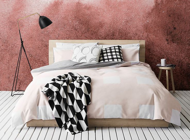 Pinterest names watercolour patterns and 1970s furniture as top interiors trends for 2017
