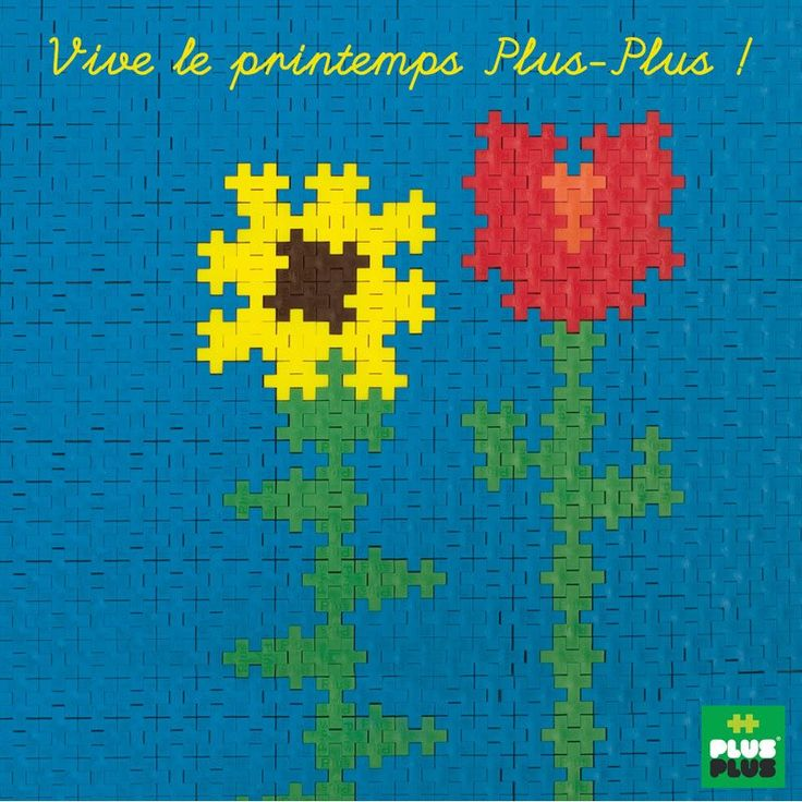 Plus-Plus jeu de construction  #toy