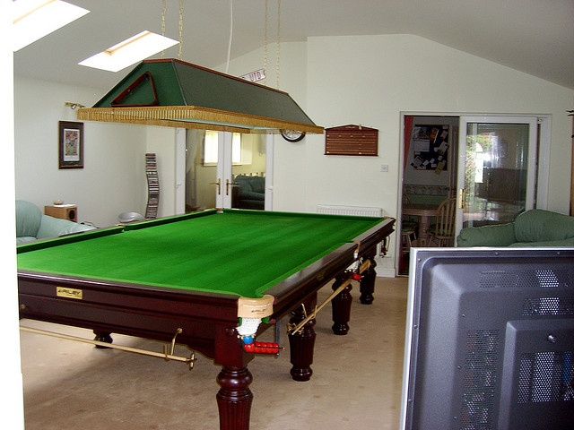 SNOOKER TABLE 6X12 Like Best Snooker Rooms And