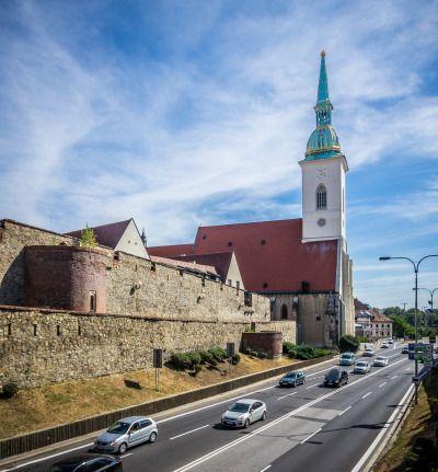 Bratislava, Slovakia (by Kurayba)