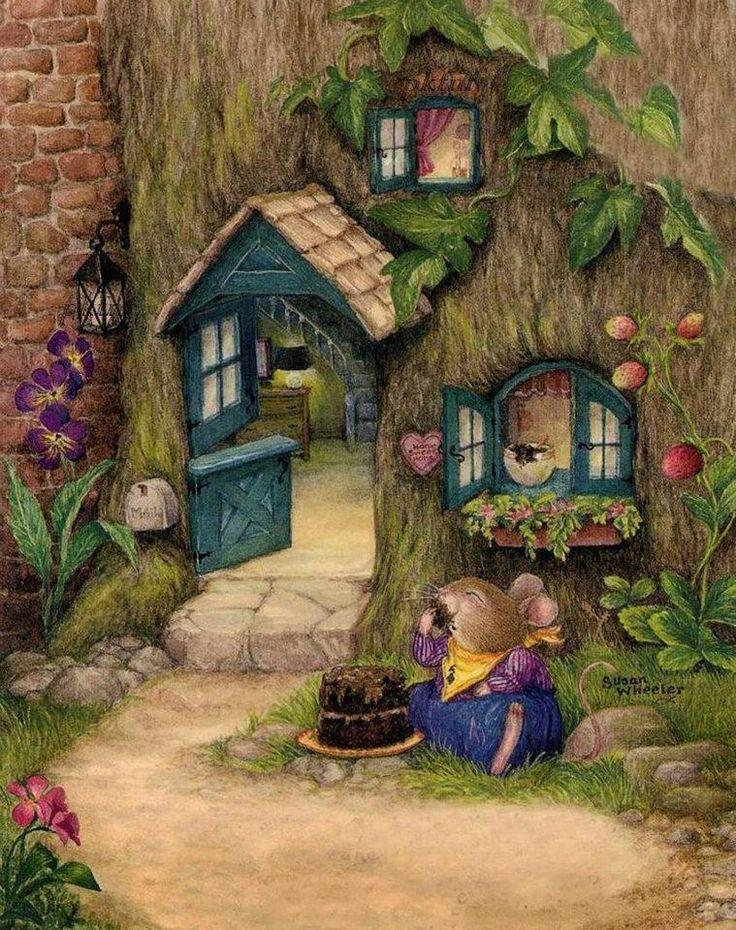 Открытки сказка сказок, открытки своими руками