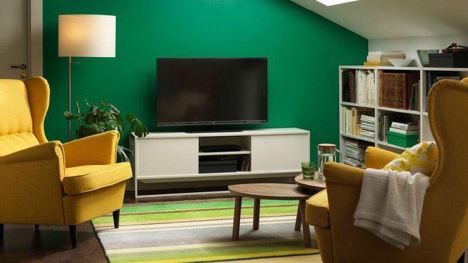 5 Astuces De Grand Mere Pour Nettoyer Son Fauteuil En Tissu Mobilier De Salon Salon Ikea Meuble Tv