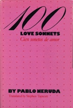 From the 1971 Nobel laureate for literature,     these joyfully sensual poems celebrate the poet's love for his wife.