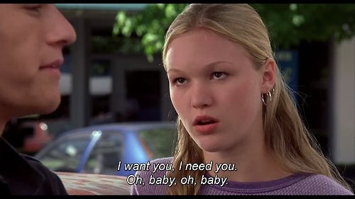 Top Quotes 10 Things I Hate About You: The Kat Stratford Guide To Being An Awesome Feminist