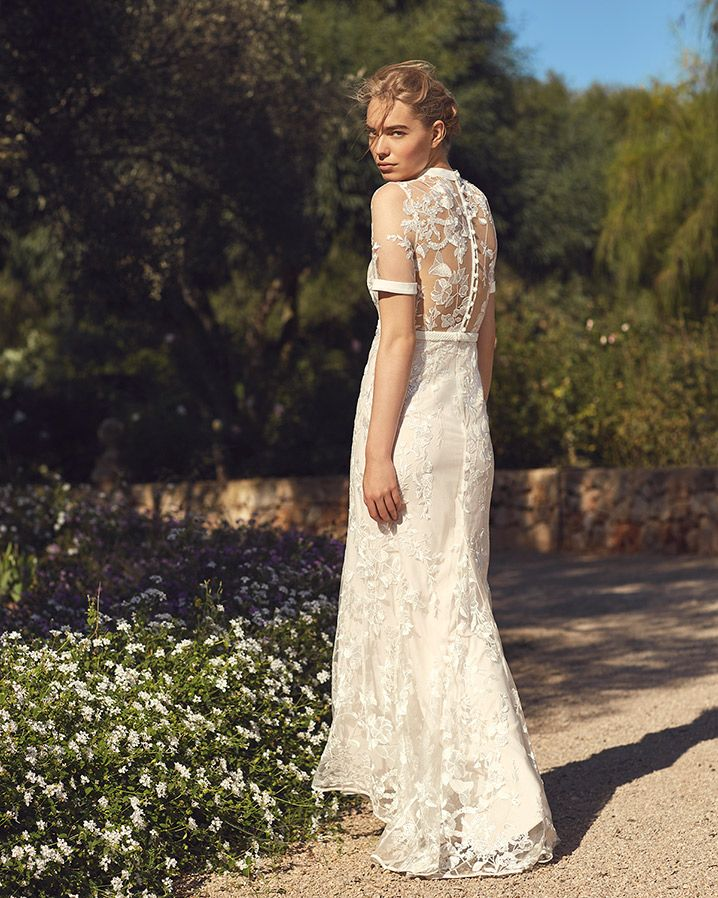 Poppy Embroidered Wedding Dress In 2020 Phase Eight Wedding