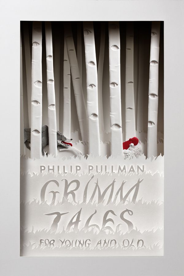Philip Pullman Reimagines the Fairy Tales of the Brothers Grimm . Cover design by Cheong-ah Hwang. See video: http://youtu.be/VshIiMPN7MI