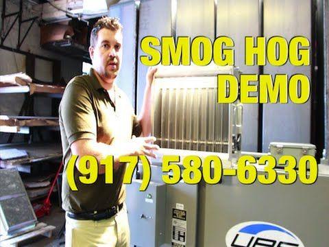 Master Fire Restaurant Exhaust Systems SMOG HOG Electrostatic Precipitat...