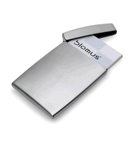 Business Card Holder @ Organize. http://www.organize.com/cardholder.html