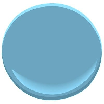Benjamin Moore, blauw: i've got the blues classic color collection