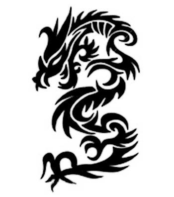 Chinese symbol dragon wrist tattoo design image.More at Wrist Tattoo