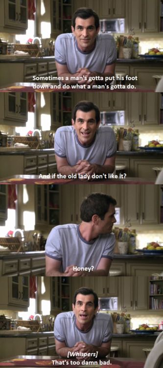 Classic Phil - Modern Family