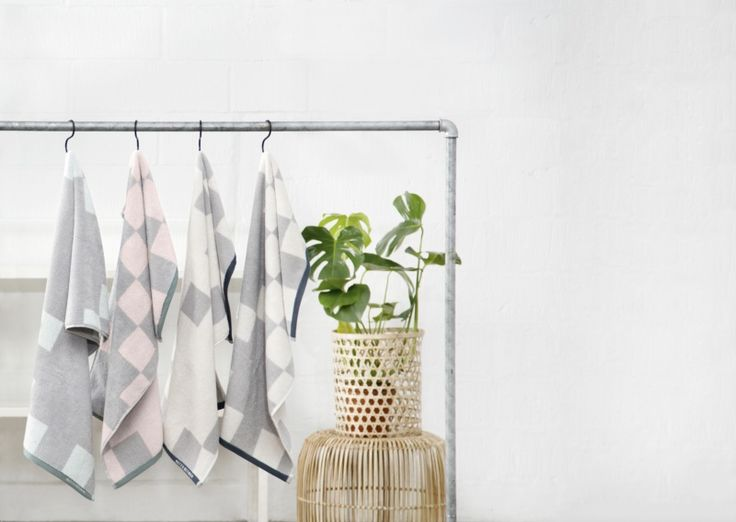 Notabene Towels from Mette Ditmer