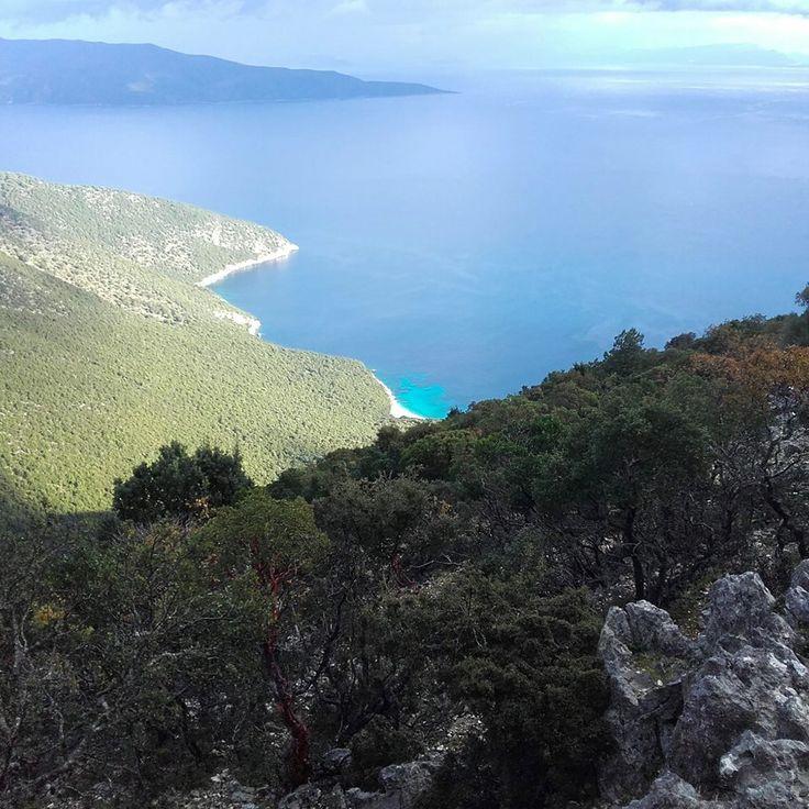 Κουτσουπιά: Από τις ωραιότερες «κρυμμένες» παραλίες της Κεφαλονιάς [εικόνες]
