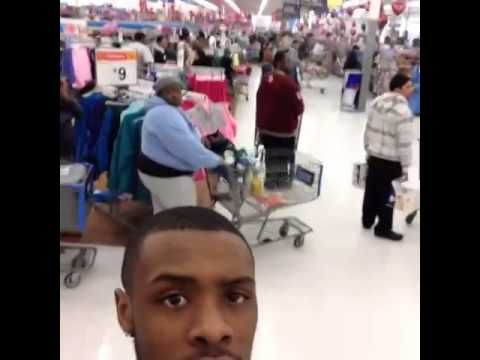Funny Vines: How To Quiet Down a Walmart vine America