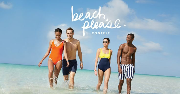 cheap winter parkas JCrew Swim  Sweepstakes  For the Home
