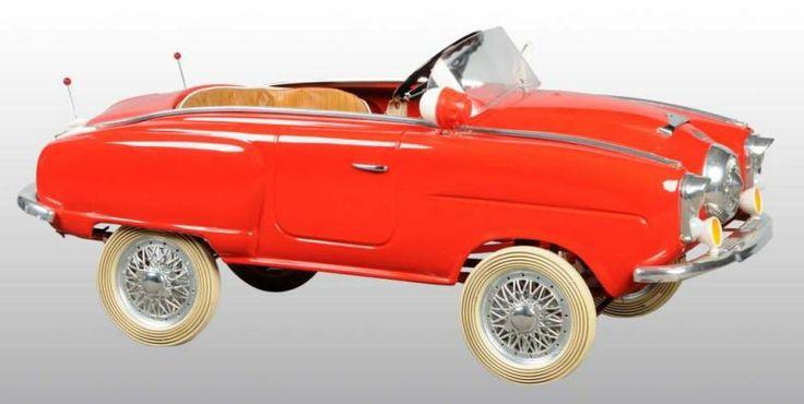Giordani Studebaker pedal car | MB Toys