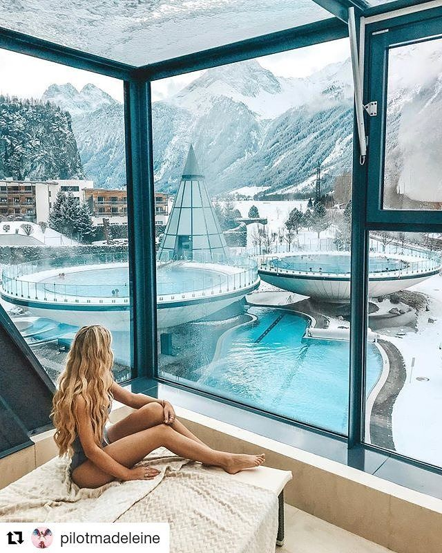 Das sind die 5 besten Thermen Österreichs