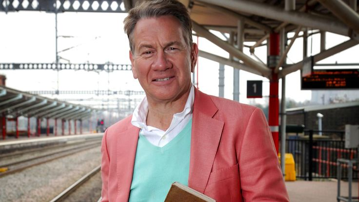 Documentary series in which Michael Portillo travels the country by train.