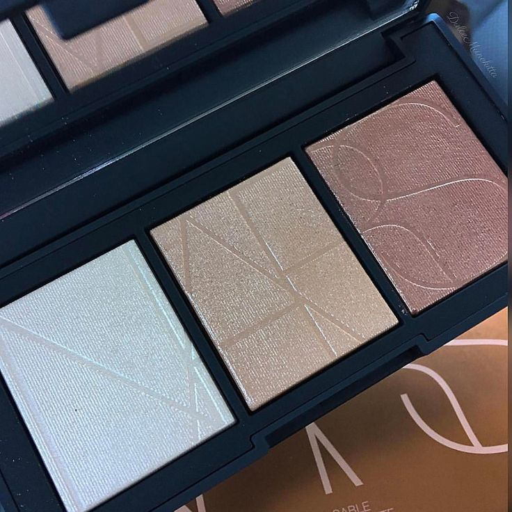 The NEW @NARScosmetics Highlighter Palette