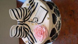 Torty ciasta i ciasteczka Joli: Pudełko urodzinowe