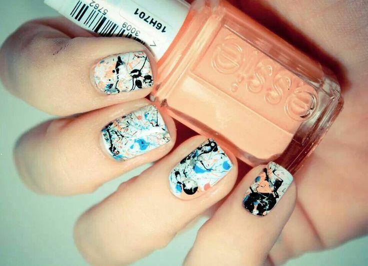 Mejores 15 imágenes de Awesome Royal Wedding Nail Art Designs en ...
