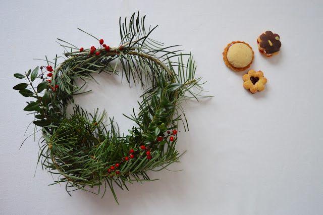 make it with heart: Vianočná dekorácia