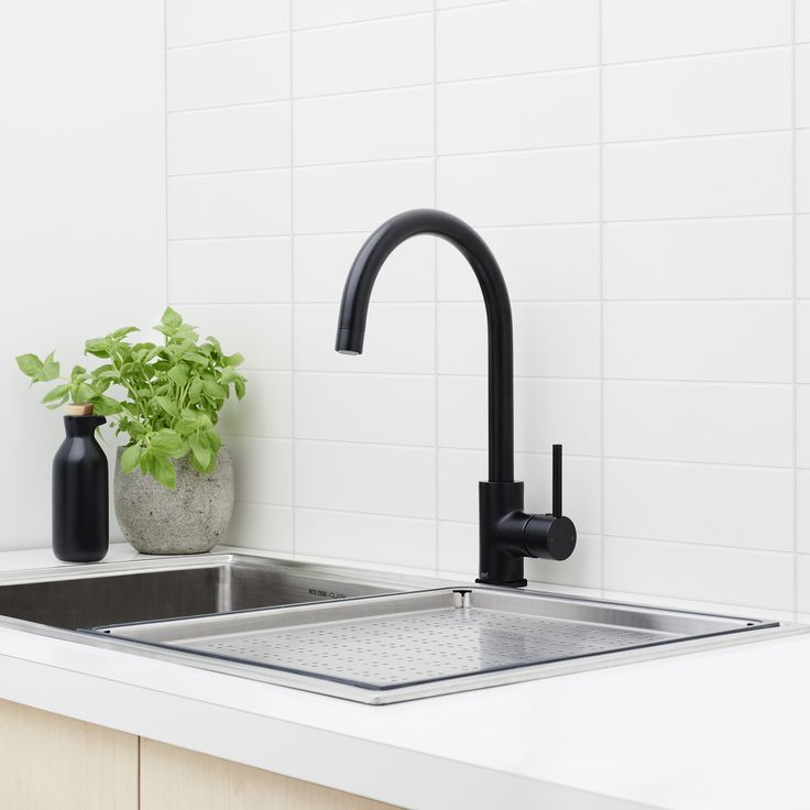 stylist and luxury supply lines for kitchen sink. Dorf Poseidon Sink Mixer  DorfStyle KitchenSink Kitchentap Mixertap blacktap 45 best Kitchen Design images on Pinterest designs