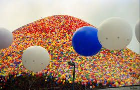Image result for releasing balloons