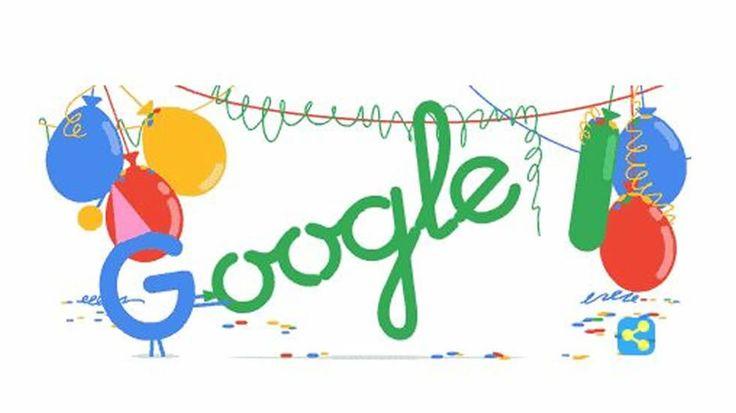 Google celebra su mayoría de edad, estas son algunas curiosidades del gigante