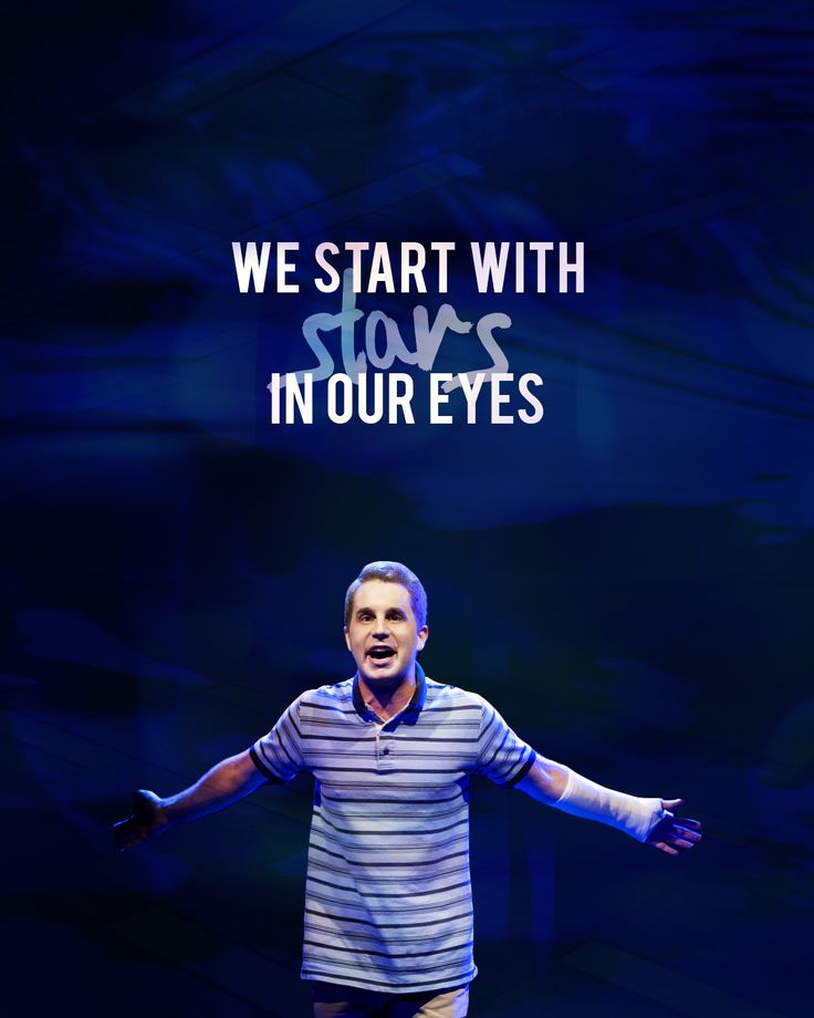 I can't wait to hear the cast recording of Dear Evan Hansen!