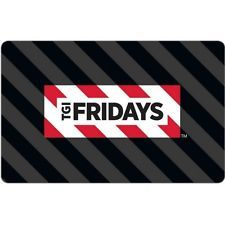 [$17.75 save 29%] TGI Friday's $25 Gift Card for Only $17.75! Free Shipping Pre-Owned Paper Card #LavaHot http://www.lavahotdeals.com/us/cheap/tgi-fridays-25-gift-card-17-75-free/168095?utm_source=pinterest&utm_medium=rss&utm_campaign=at_lavahotdealsus