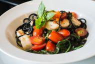 Squid Ink Pasta in 30 Minutes