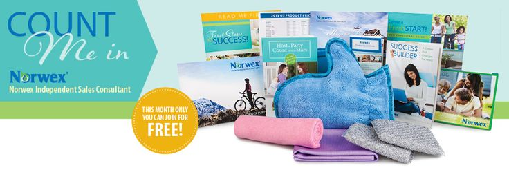 Norwex Usa Join For Free Kit March 2015 Facebook Banner