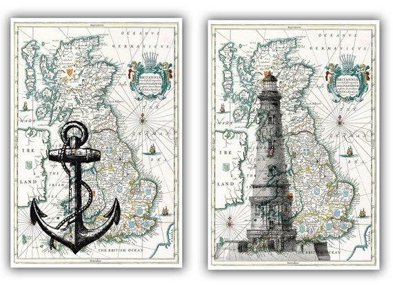 38 Best Images About NAUTICAL BATHROOM On Pinterest