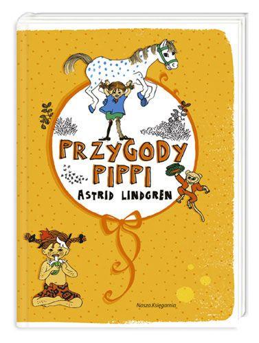Przygody Pippi - Lindgren Astrid za 39,99 zł | Książki empik.com