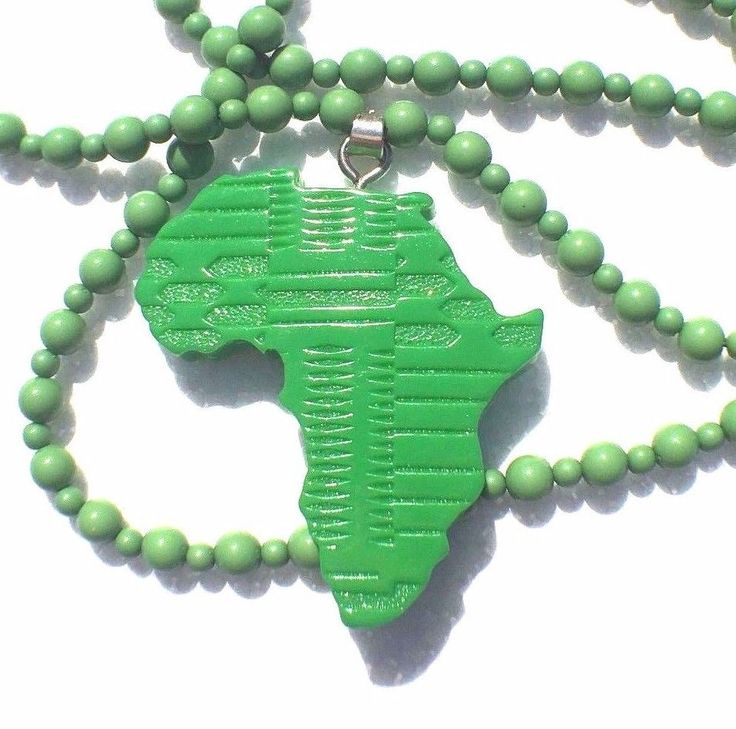 Africa Map Horn Of Africa%0A African Map Piece Africa New Hip Hop Africa Map Pendant Chain Necklaces  HIPHOP