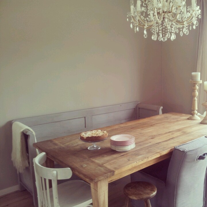 17 best images about eettafel on pinterest tes nooks and small dining rooms - Deco design eetkamer ...