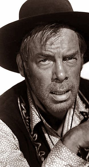 Lee Marvin / Liberty Valance ... a short tribute to Western Bad Guys ...