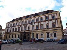 Domenico Martinelli/ Dietrichštejnský palác v Brnně
