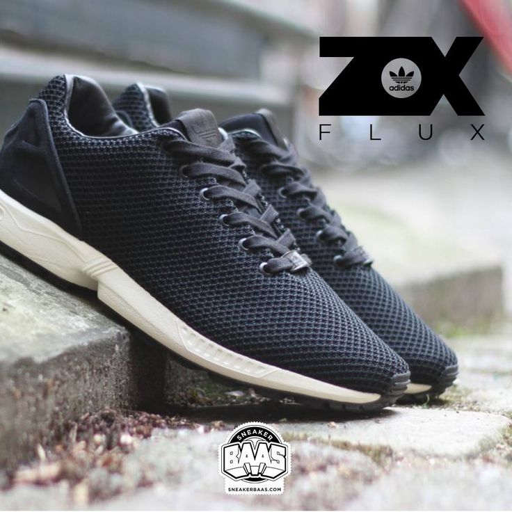 "#adidas #zx #flux #adidasblack #sneakerbaas #baasbovenbaas  Adidas ZX Flux ""Black"" - Now available - Priced at 99.99 Euro  For more info about your order please send an e-mail to webshop #sneakerbaas.com!"