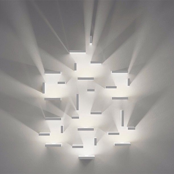 """""""Infinitely modular and endlessly configurable,"""" set lights by Josep Lluís Xuclà for Vibia."""