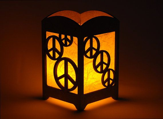 Peace Sign Light Box Home Decor Design with LED by eyegrinddesign   40 00. 65 best peace sign home decor images on Pinterest