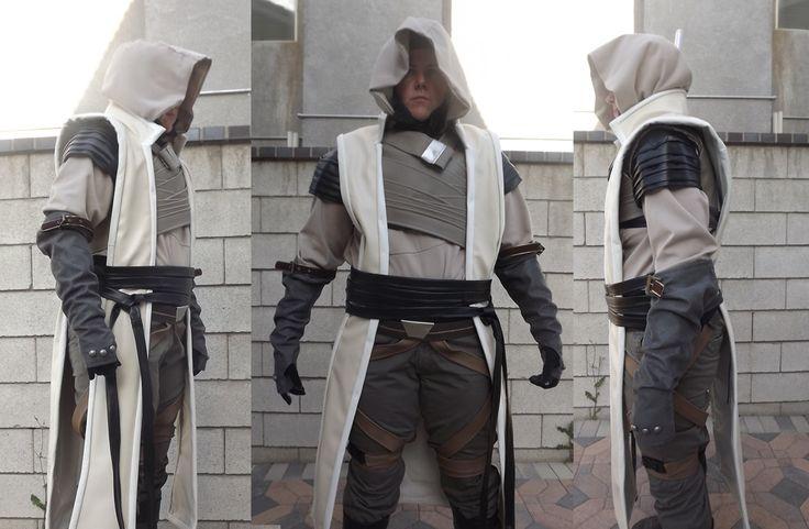 grey jedi costume - Google Search