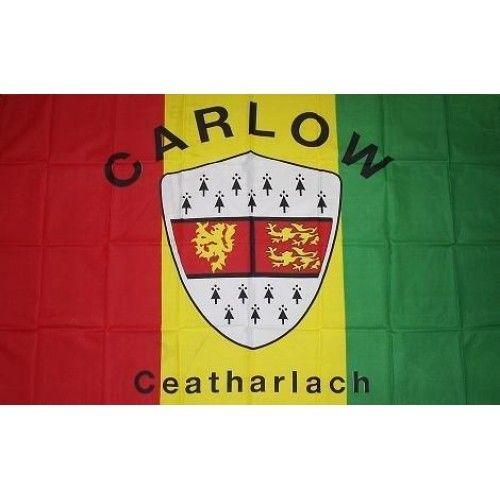 Carlow Ireland County Flag