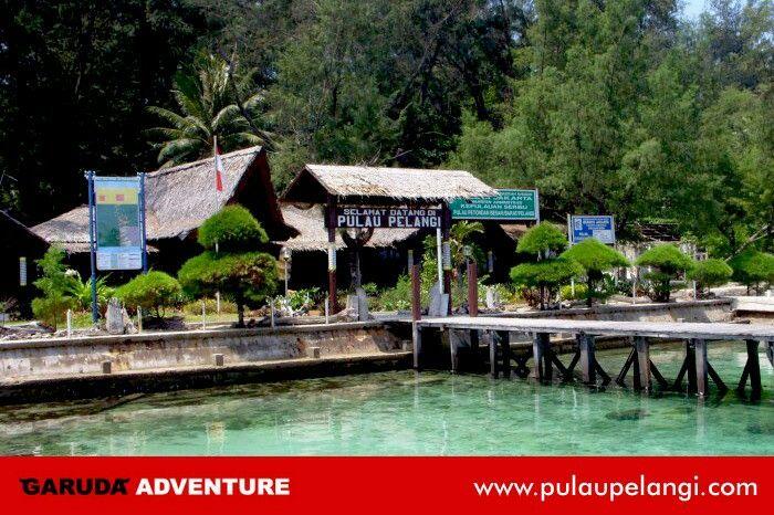 Wisata Pulau Pelangi - call 08777-349-0007 - www.pulaupelangi.com